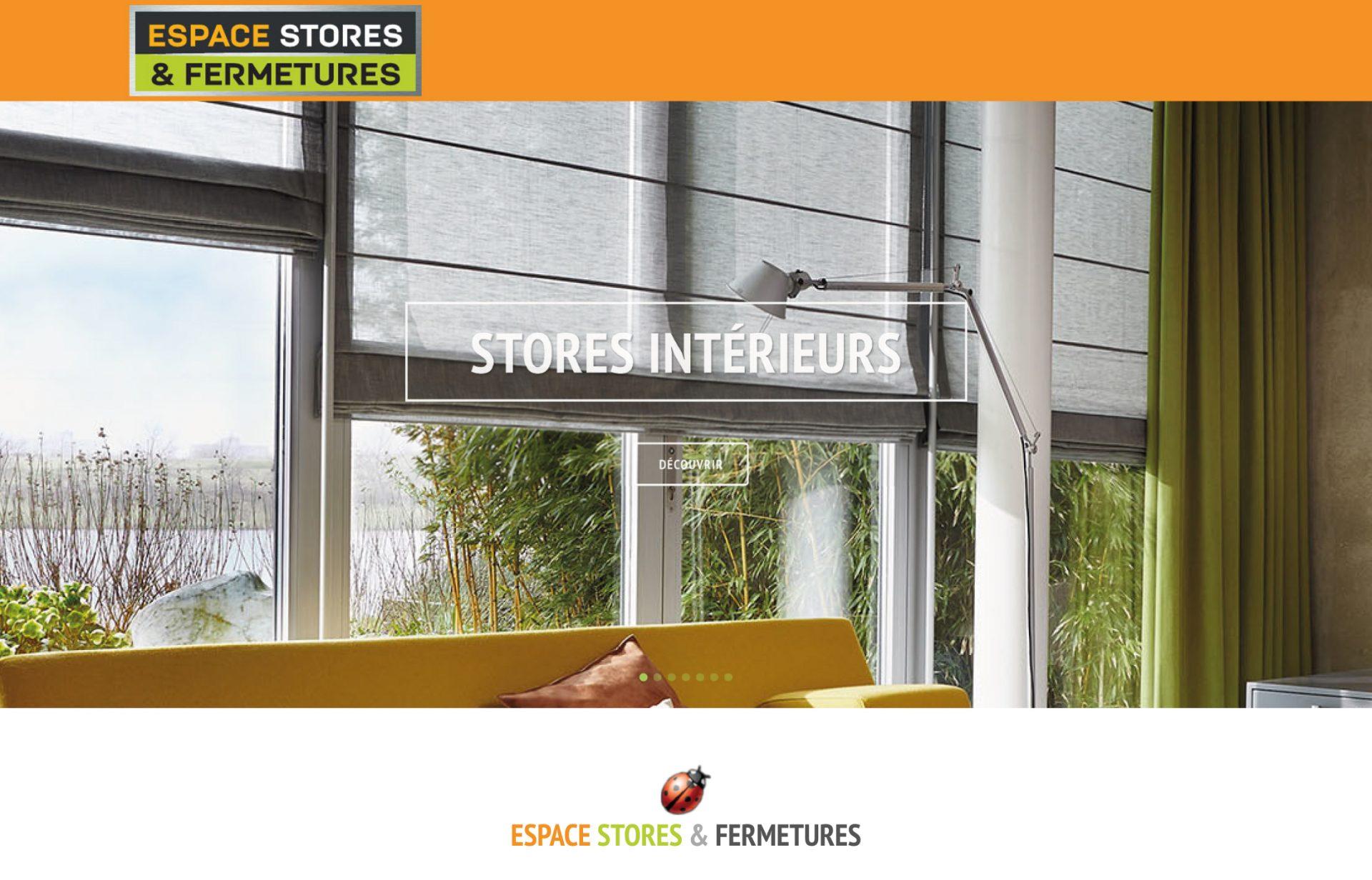 Espace Stores & Fermetures