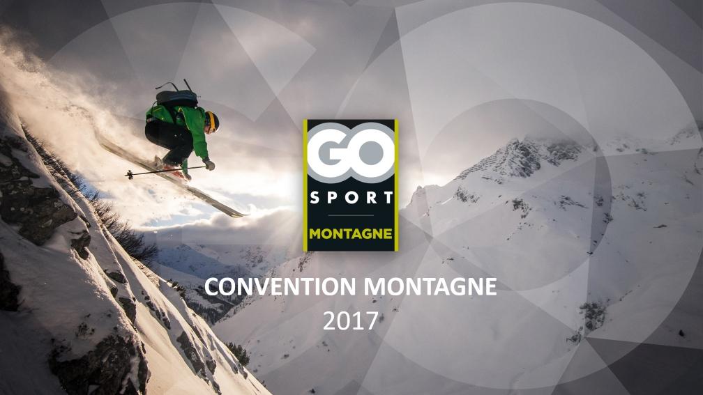 GO Sport Montagne Power Point Convention 2017