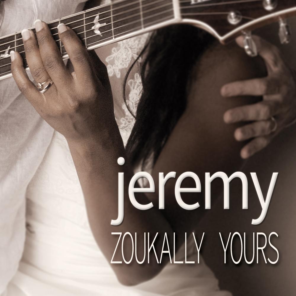 Visuel Recto EP Zoukally Yours - Jeremy