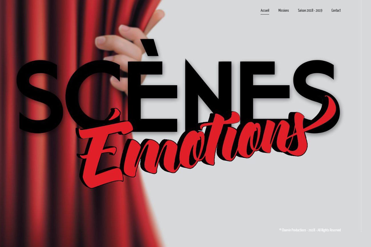 Scènes Émotions 2018